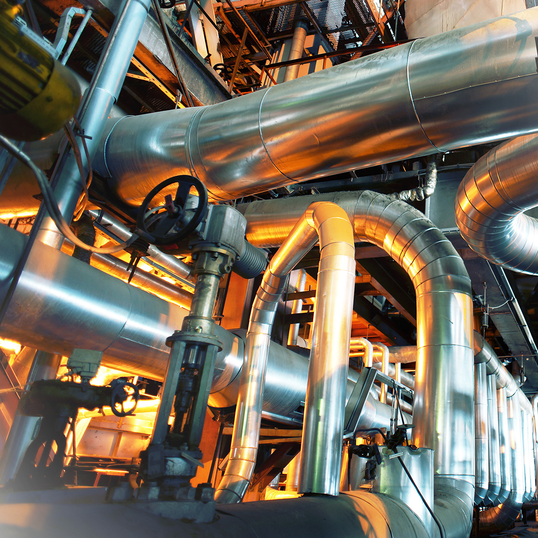 Manufacturing plant with ERP implementation success