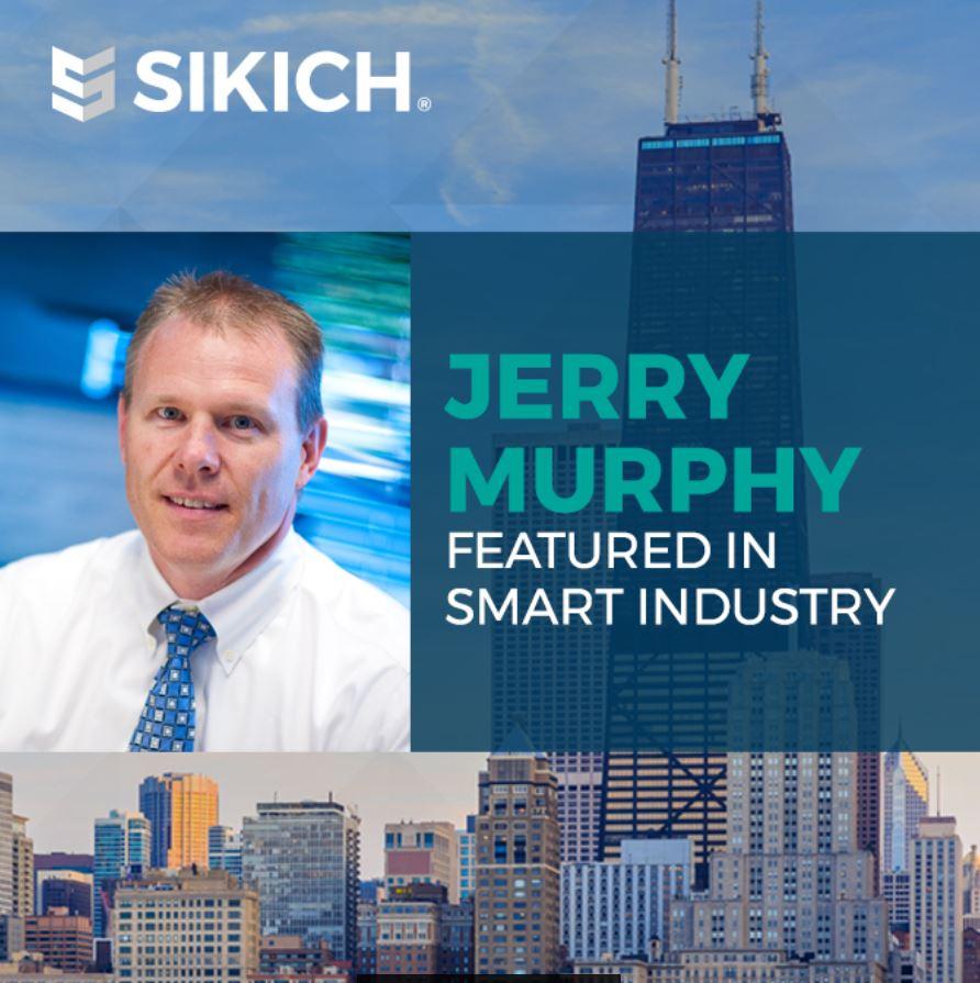 Jerry Murphy in Smart Industry