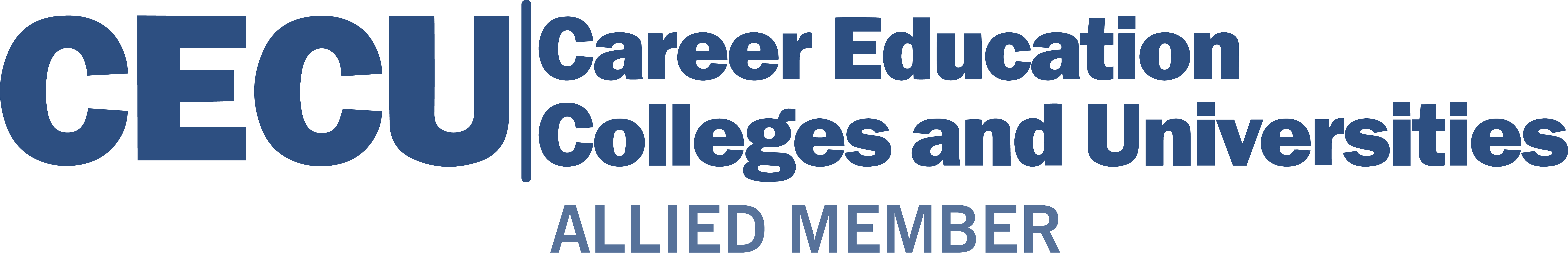 CECU career education colleges and universities allied member