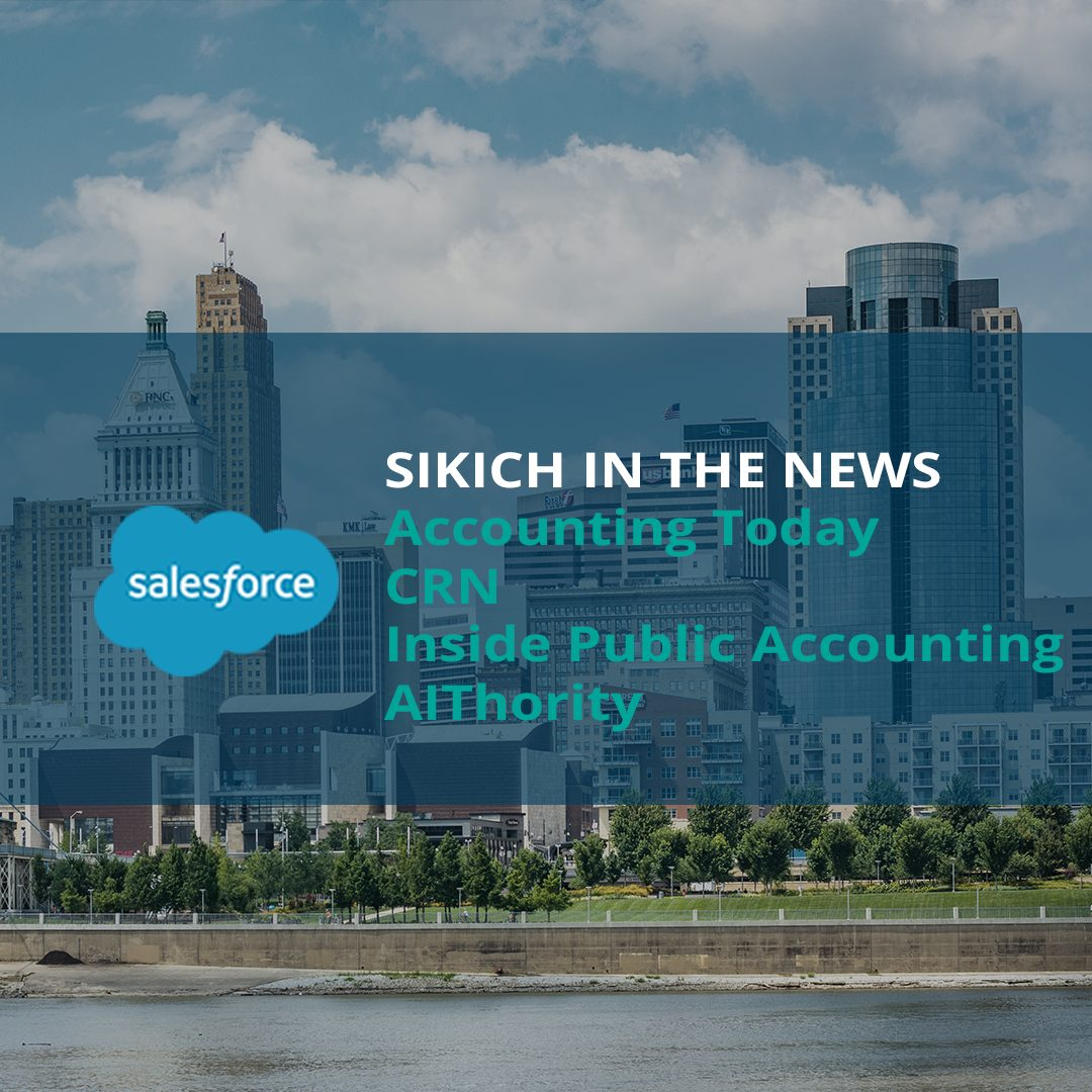 Announcing Salesforce acquisition in Cincinnati