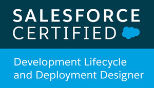 Salesforce Certification for Development lifecycle and deployment designer