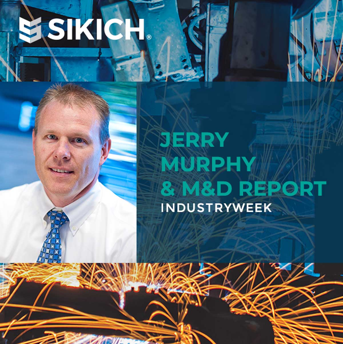 Featured Image of Jerry Murphy with Manufacturing Background