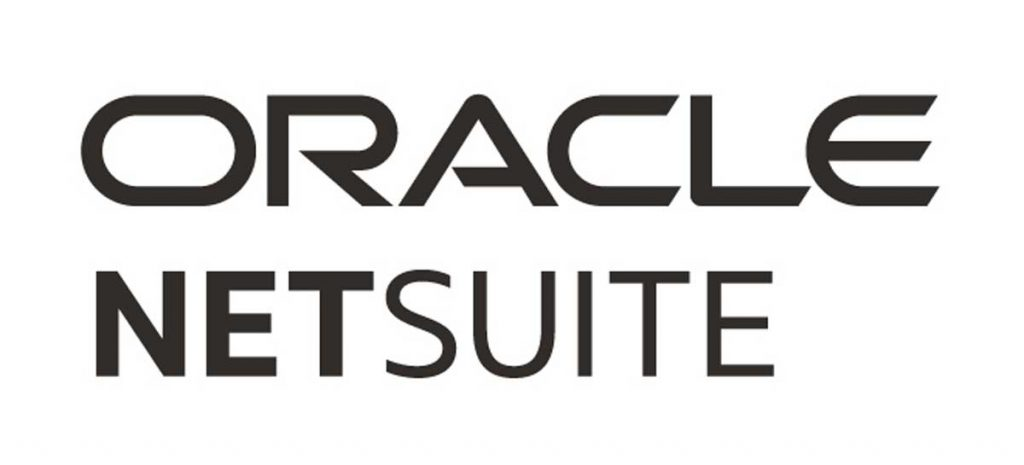 a logo for Oracle NetSuite