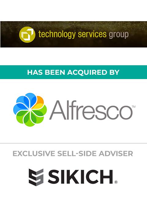 Alfresco Acquires TSG-Featured Image