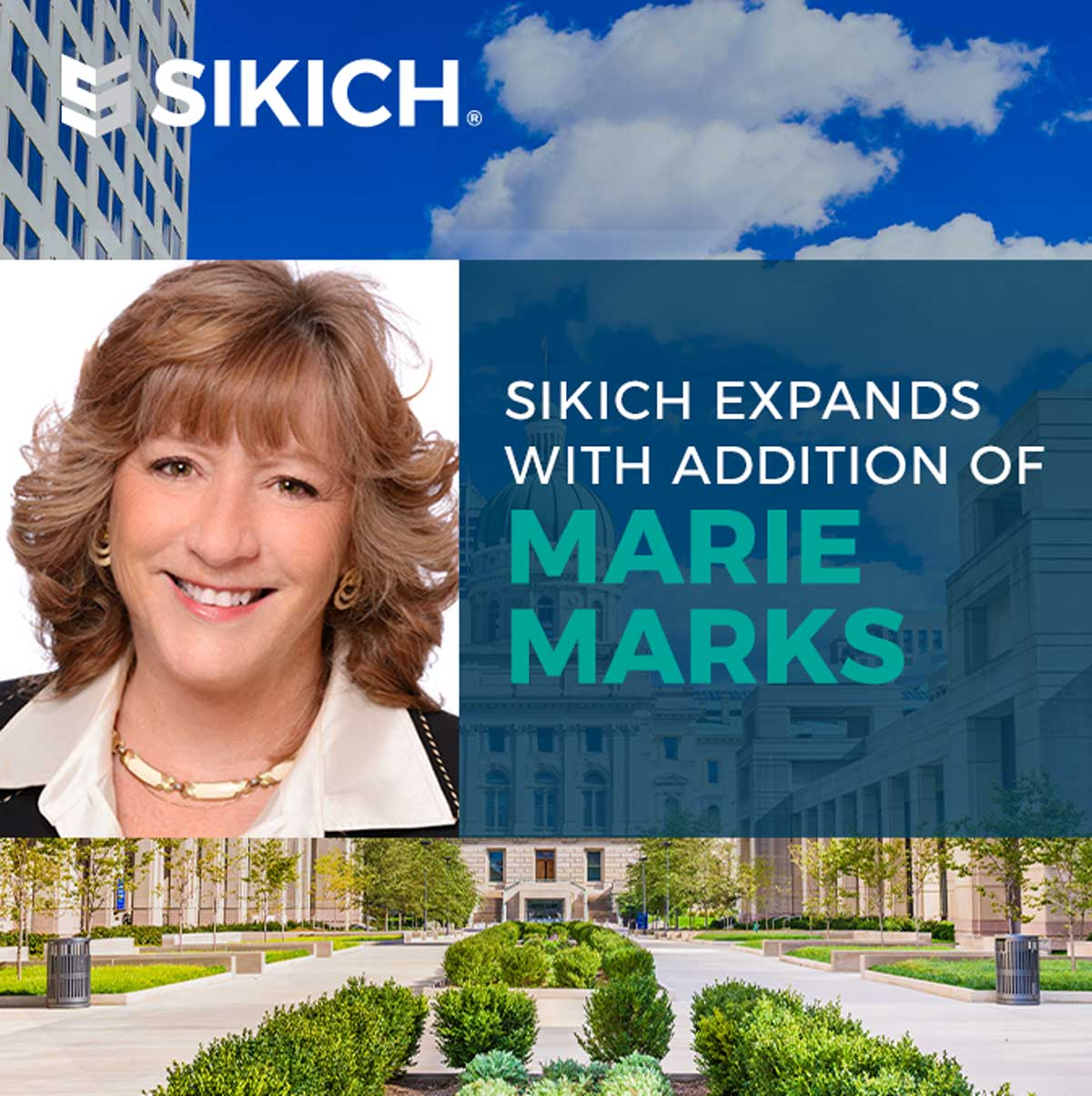 Marie Marks press release image