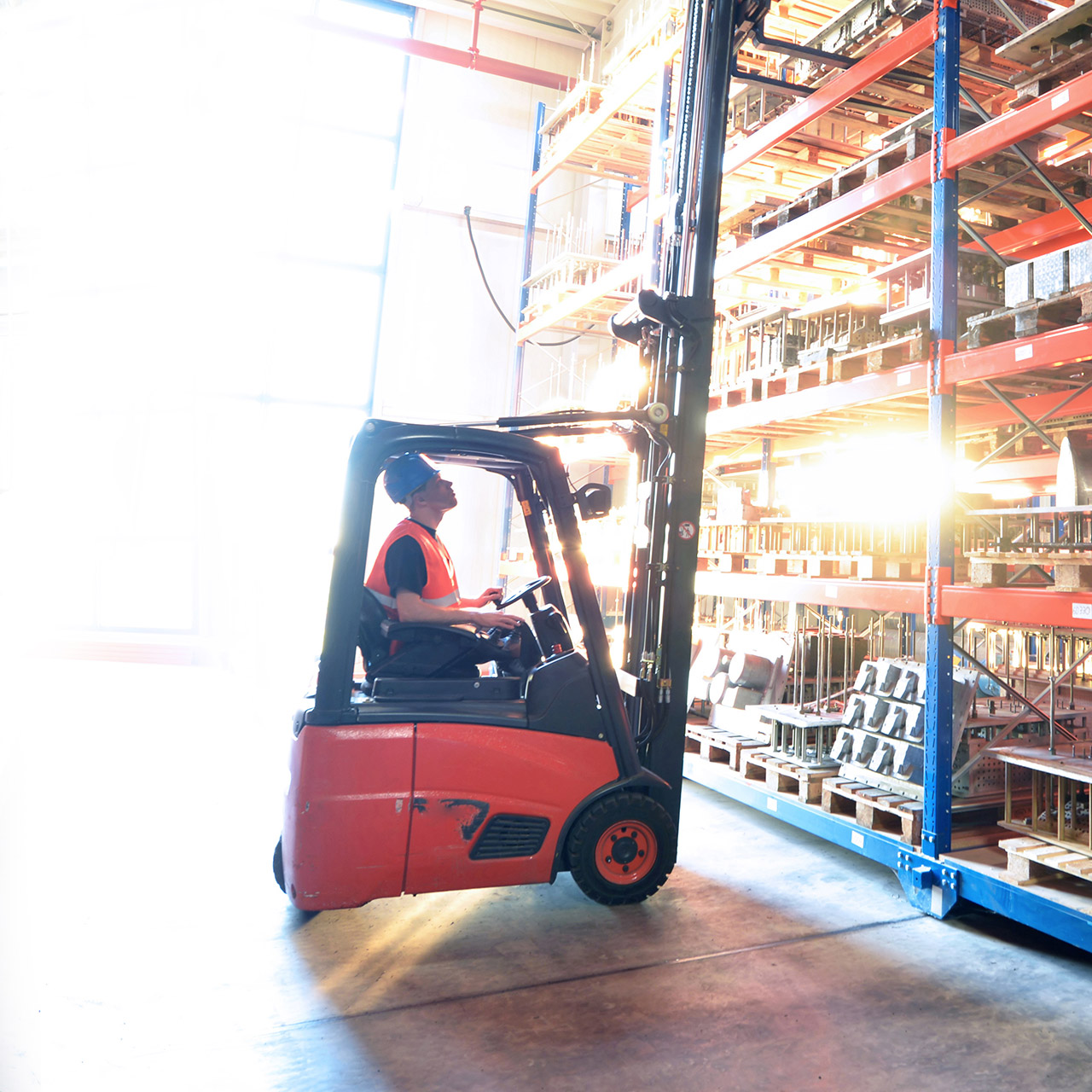 shipment consolidation for warehouse management