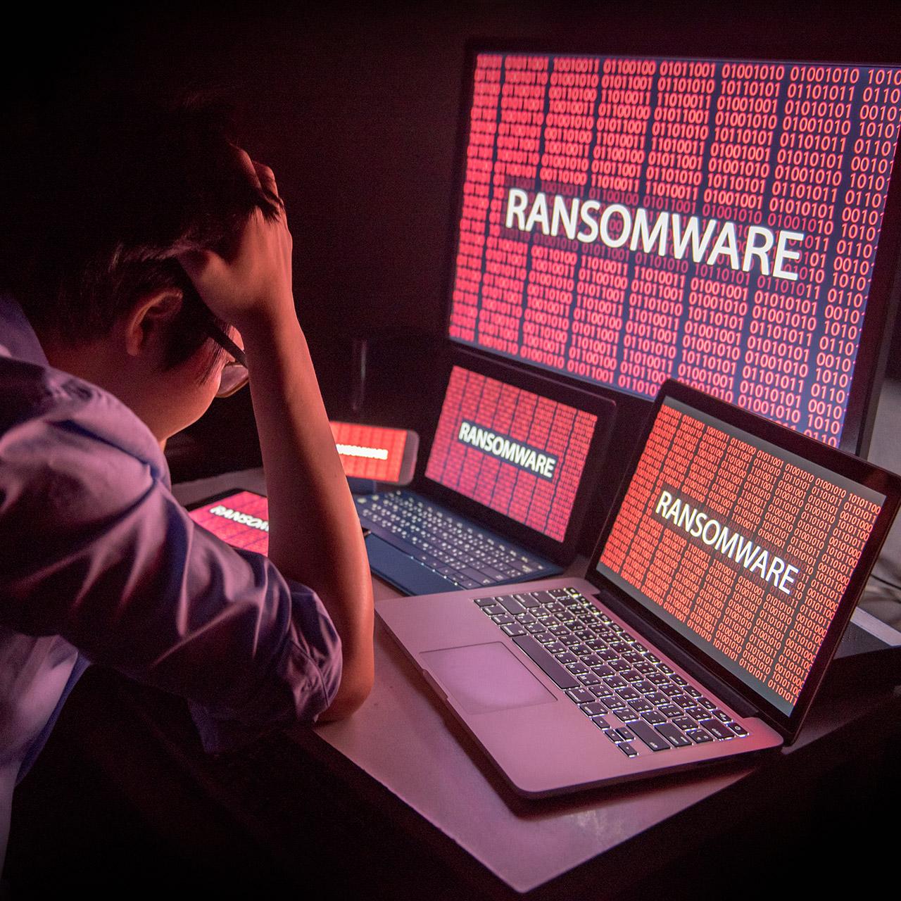 ransomware attack priorities