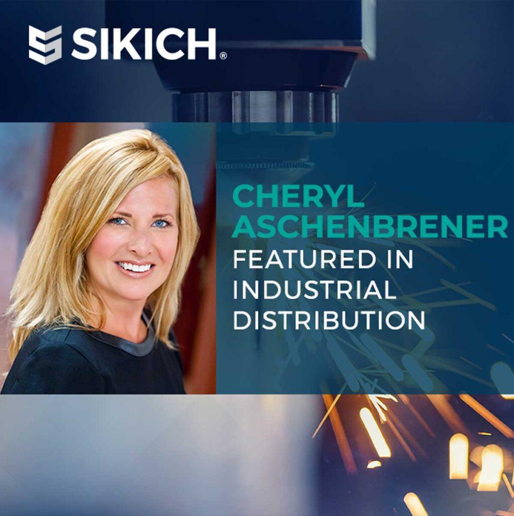 Cheryl-Aschenbrener-Featured-in-Industrial-Distribution