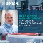 Brad Lutgen and M&D Report Featured in Crain's Cleveland Business